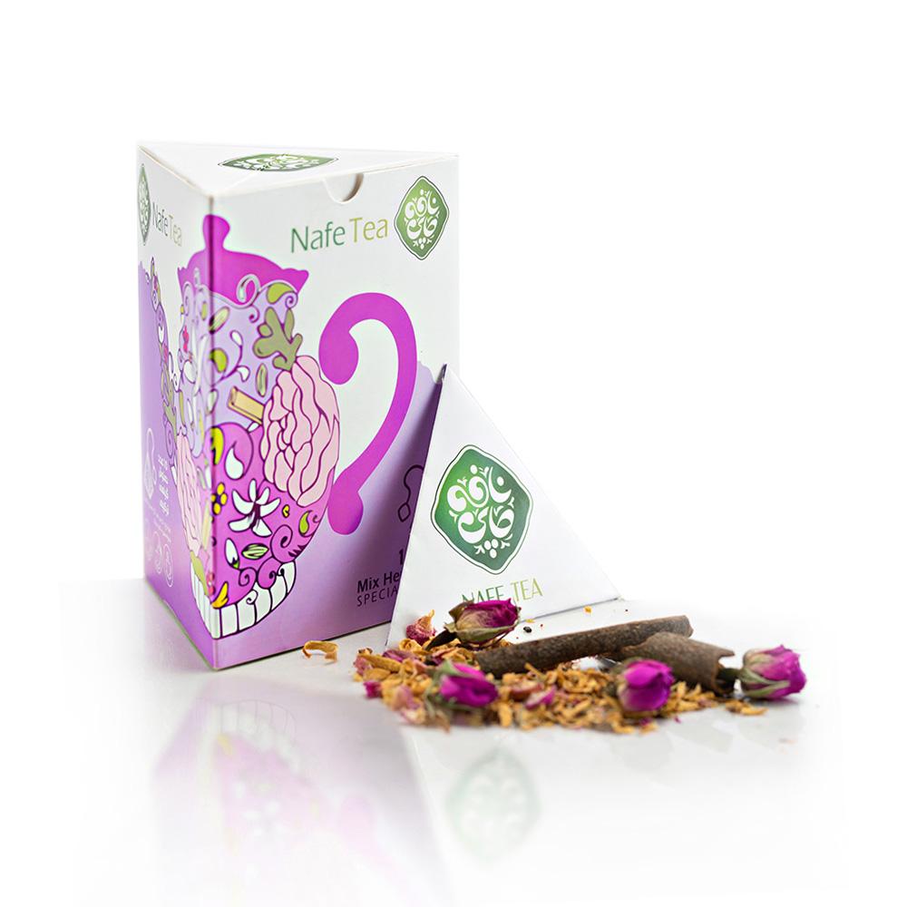 چای ترکیبی