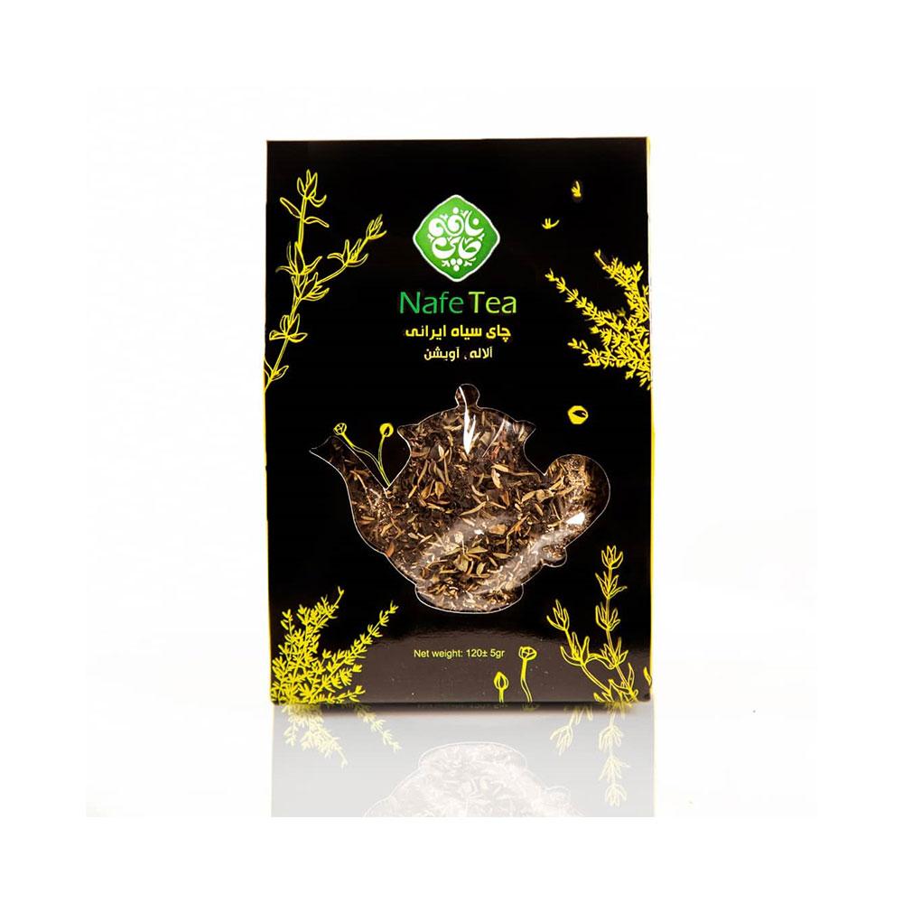 چای سیاه آلاله آویشن